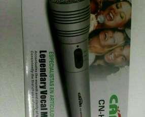 Micrófono inalámbrico