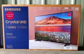 Smart tv Samsung 50 pulgadas 4k Crystal UHD nuevas