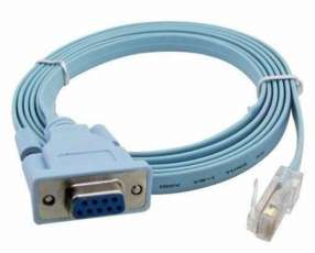 Cable consola utp a serial.