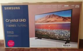 Smart tv Samsung 50 pulgadas 4k TU7090 nuevas