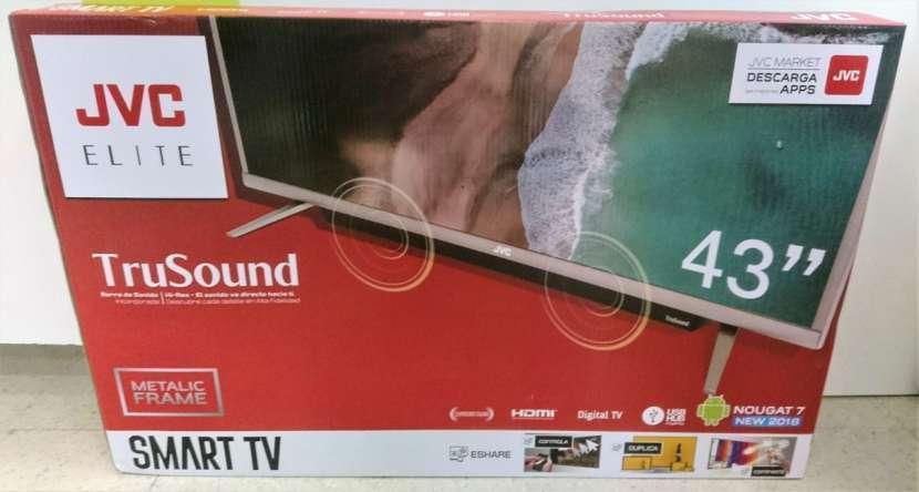 Smart Tv JVC Elite 43 pulgadas nuevas - 0