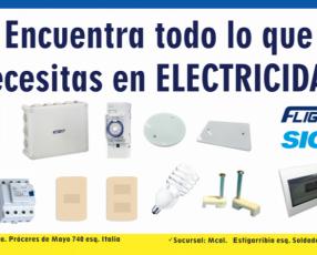 Artículos eléctricos