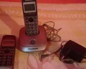 Teléfonos inalambricos Panasonic