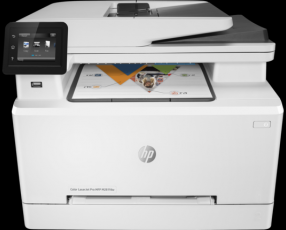 Impresora laser multifuncion color hp