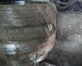 Alambre Nro. 14 chino para hacer tejido
