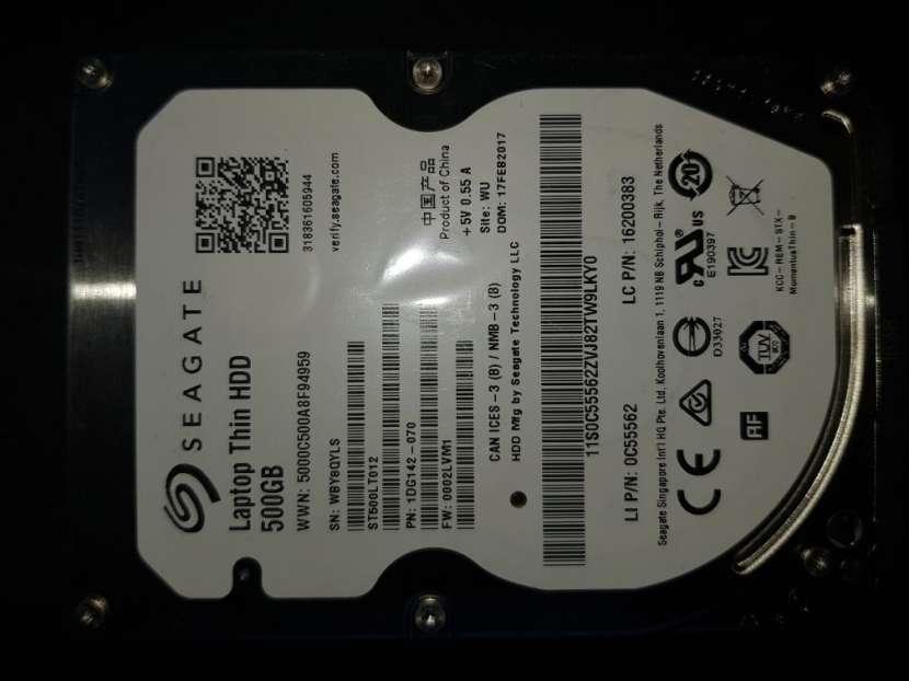 Disco duro externo 500 gb