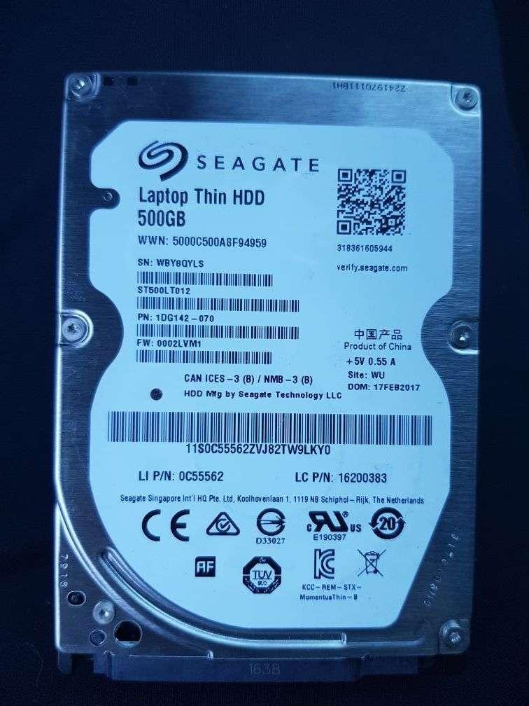 Disco duro externo 500 gb - 1