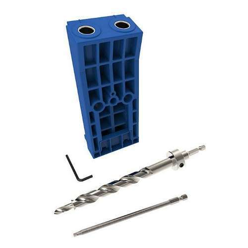 Plantilla de Perforacion Bolsillo Kreg Jig HD System