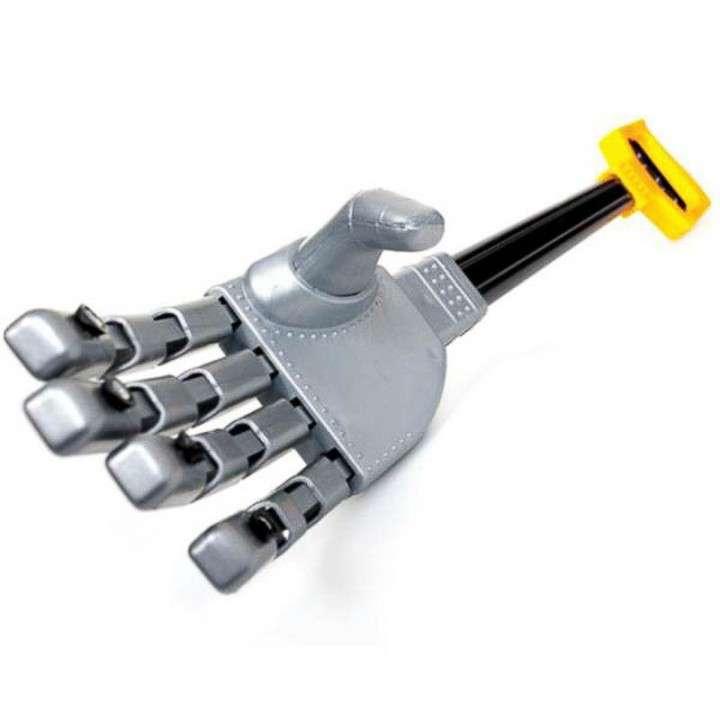 Mano robótica de plástico - 0