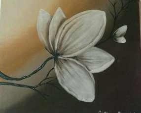 Pinturas sobre lienzo