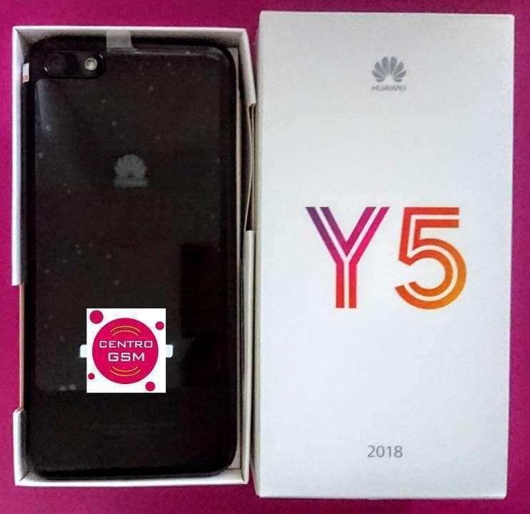 Huawei Y5 2018 de 16 gb nuevos en caja - 1