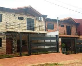 Duplex en Luque zona Britez Borges