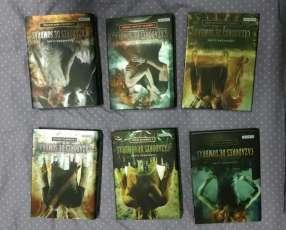 Saga de Cazadores de Sombras