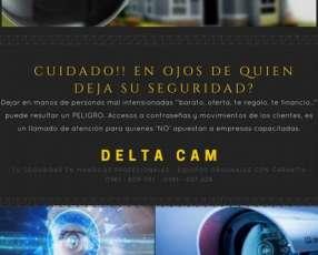 Venta, Instalación, mantenimiento de cámaras de seguridad