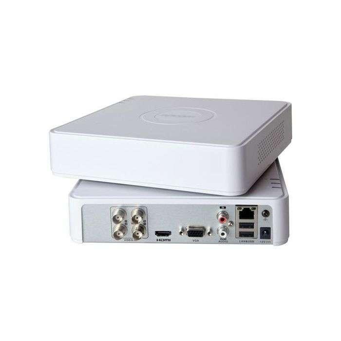 Grabador Hikvision con disco duro