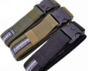 Cinturón táctico blackhawk hebilla triple