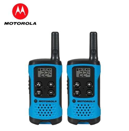 Walkie Talkie Motorola Nuevo - 0