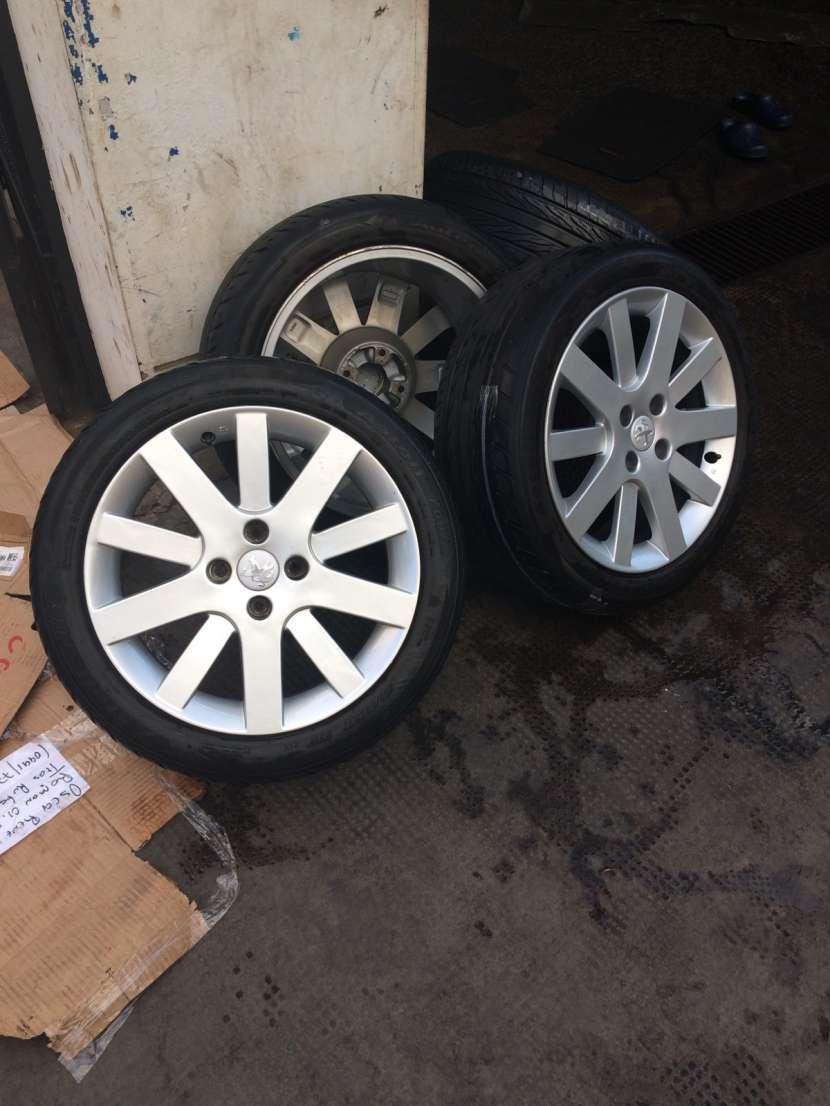 Llantas Peugeot