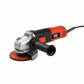 Pulidora amoladora angular Black+Decker G720 115mm 820W