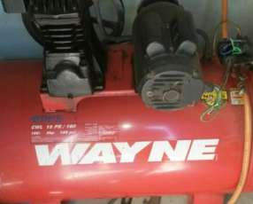 Compresor WAYNE 180 litros 3 HP
