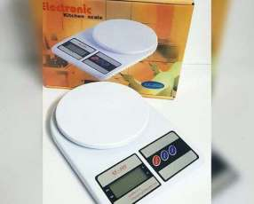Balanza de cocina hasta 5 kilos