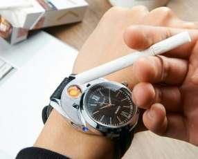 Reloj Encendedor Quartz recargable Usb