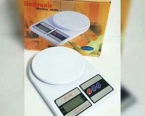 Balanza digital electrónica hasta 5 kilos