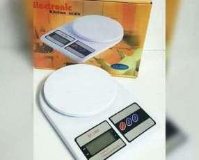 Balanza digital electrónica hasta 10 kilos
