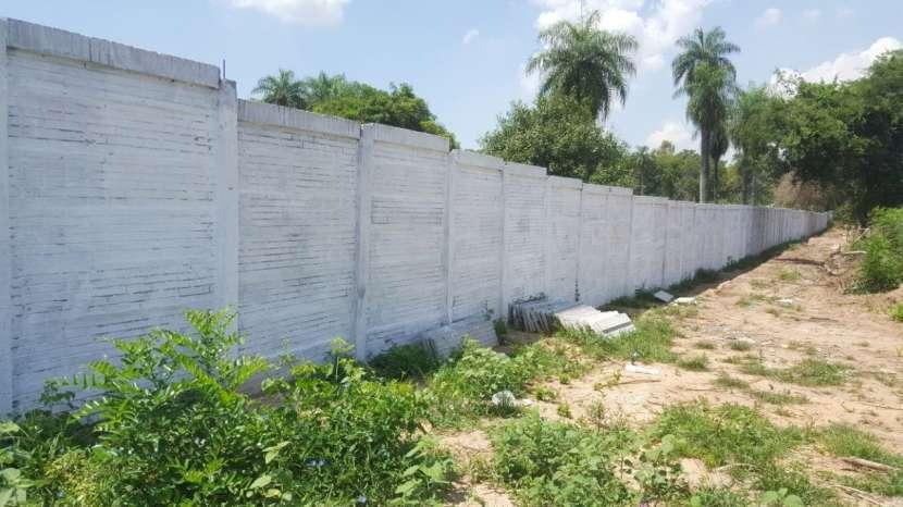 Murallas de hormigón armado prefabricado - 10