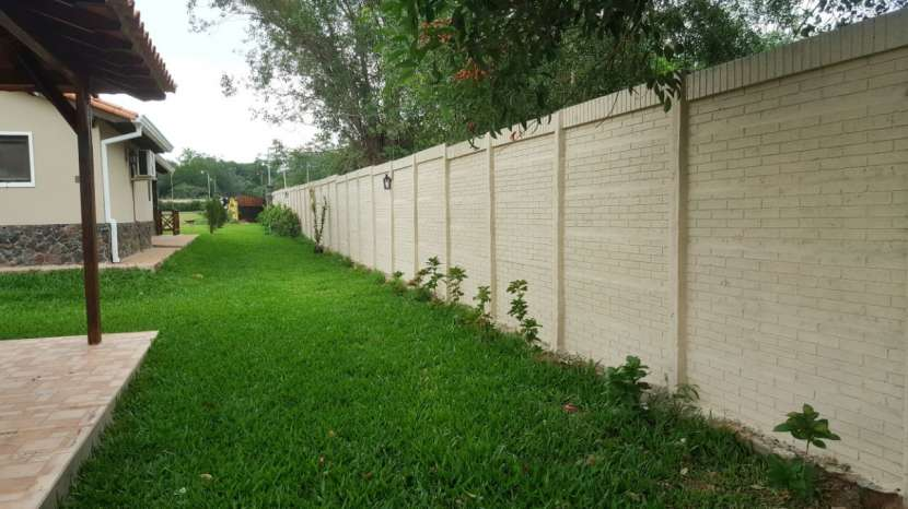 Muros de hormigón armado prefabricado