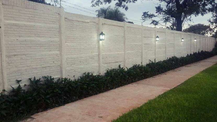 Murallas de hormigón armado prefabricado - 0