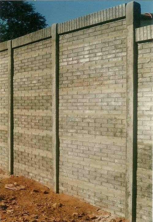 Murallas de hormigón armado prefabricado - 2