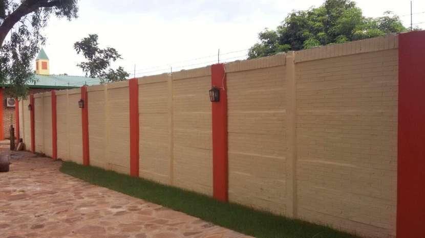 Murallas de hormigón armado prefabricado - 3