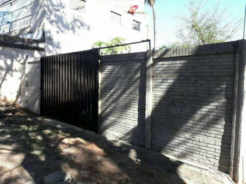 Murallas de hormigón armado prefabricado - 5