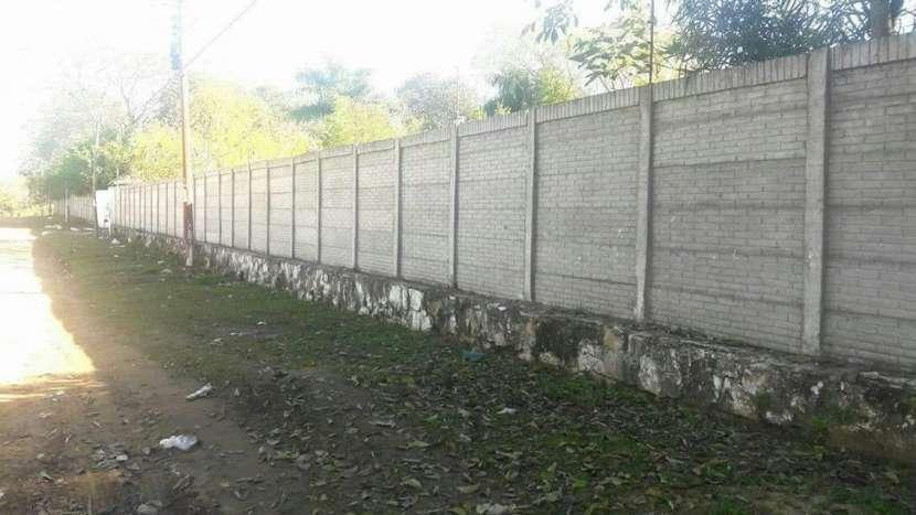 Murallas de hormigón armado prefabricado - 4
