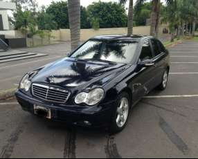 Mercedes Benz C220 CDI 2002