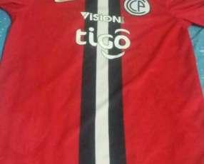 Camiseta Cerro Porteño 2016