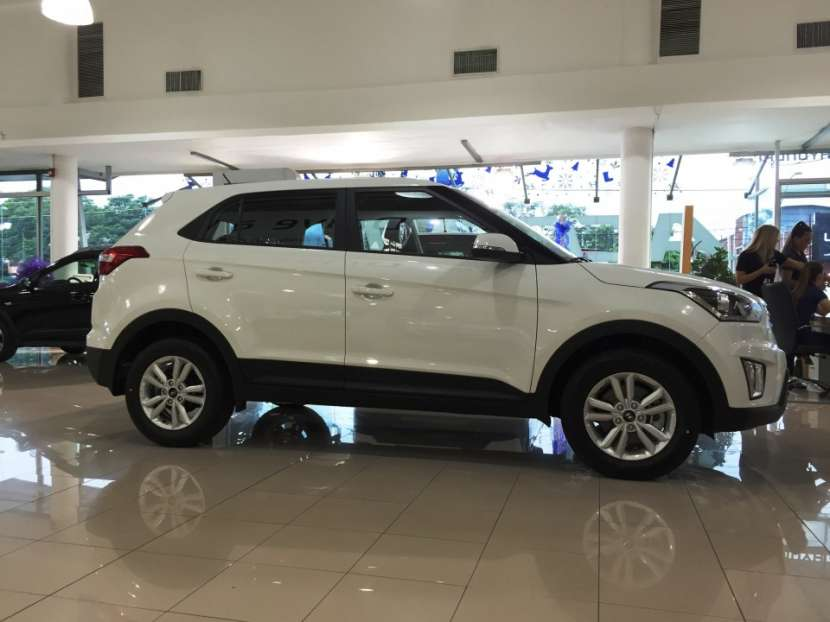 Hyundai Creta 2017/18 financio en guaranies