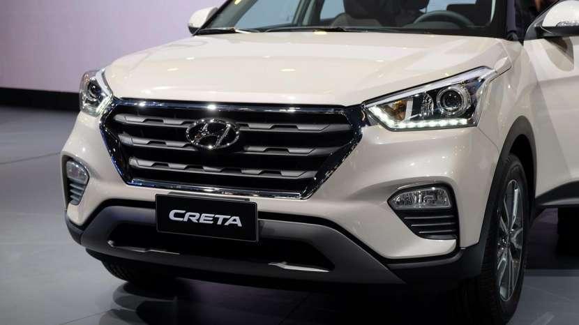 Hyundai Creta Automático - 2