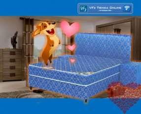 Cama Koala Dormilón 1,40 x 1,90 Matrimonial