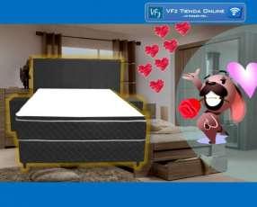 Sommier Koala Pillow Top (PT) 1,40 x 1,90 Matrimonial