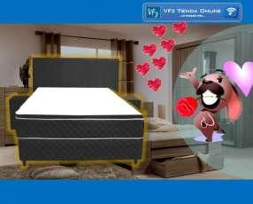 Somier Koala Pillow Top (PT) 1,40 x 1,90 Matrimonial
