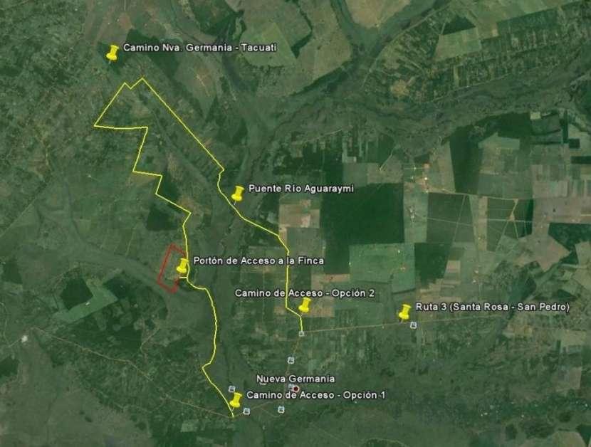 Campo de 122 hectáreas - 0