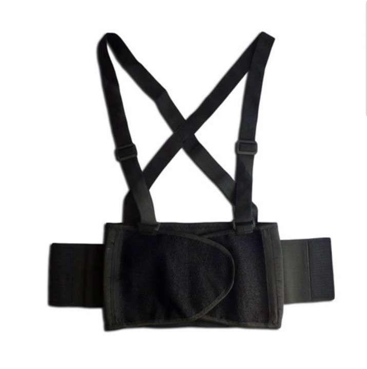 Faja cinturón y soporte para espalda - 1