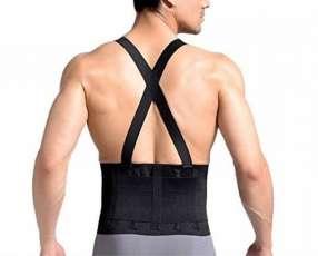 Faja cinturón y soporte para espalda