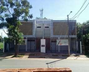 Duplex a estrenar en San Lorenzo barrio Santa Ana