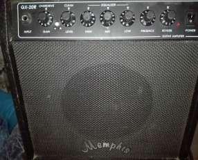 Amplificador Memphis de 20W