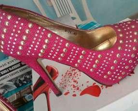 Calzado para dama calce 40
