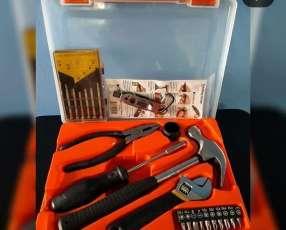 Maletín con herramientas varias