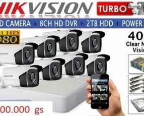 Cámaras de seguridad 1080p